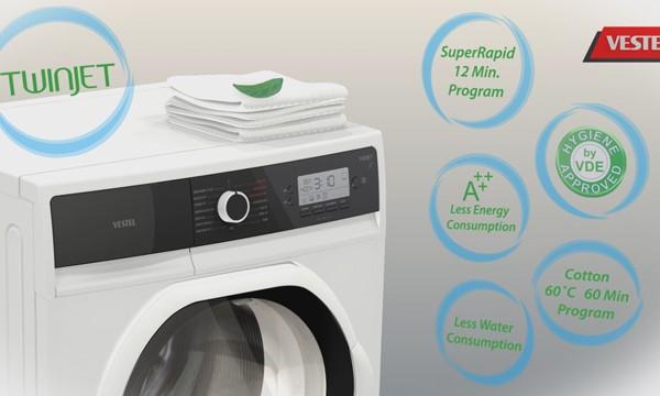 Vestel Çamaşır Makinesi Aramides